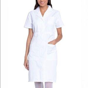 Dickies Signature Scrub Dress White